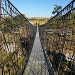 Hangbrug over Oribi Gorge