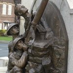 War Memorial honouring works employees that perished.