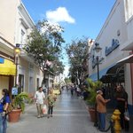 Shopping Area in Ponce