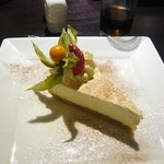 Baileys & White Chocolate Cheesecake
