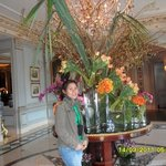 four seasons hotel hallway