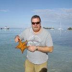 starfish found on beach