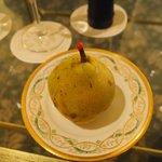 delicate pear