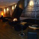 Il bar della hall
