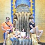 il trono