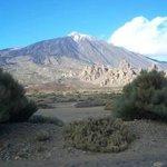 Parque nacional Las Cañadas del Teide a 30 minutos