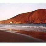 Playa de La tejita solo a 10 minutos en coche