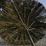 Ngapali Beach umbrella