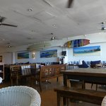 Bavarian Bier Cafe at Manly Wharf