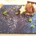 un dessert saveur dantan