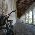 Izamal Convent Courtyard