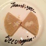 Goodbye dessert