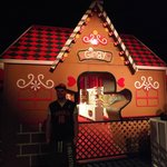 Gingy's Gingerbread House
