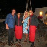 Staff at Gohan Sushi Sky Bar