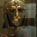 A copy of Sutton Hoo helmet - The Mask