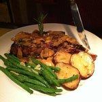 Steak Marcella