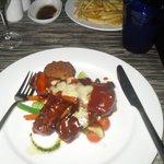 DINNER AT LA ISLA