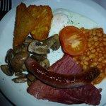 beef breakfast