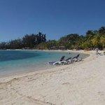 Nice beach @ Fantasy Island