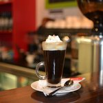 Traditional Liqueur Coffee