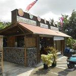 South Kona Fruit stand