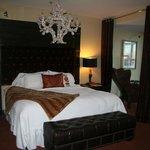 room 212 at Hotel Bohemian