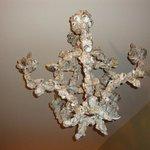 Room 212 chandelier