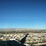 View from 21st Floor of the Stratosphere