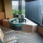 部屋付き露天風呂