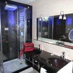 Banheiro da Suite Royal