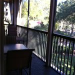 Private Screened Porch
