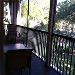 Private Screened Porch