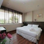 Master bedroom kingsize