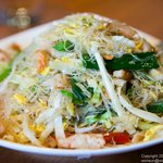 Taiwanese style rice noodles
