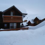 one of the skifrance chalets