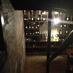 Vine cellar