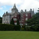 Adare Manor 18th hole...