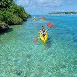 Kayak - Shandrani Resort & Spa