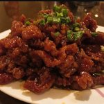 Crispy Beef Szechuan Style