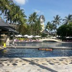 Poolside at the Angsana