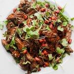 Thai beef salas