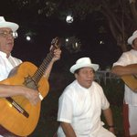 entertainment at La Mission