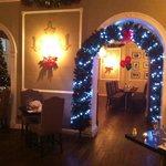 Restaurant 66A at Christmas