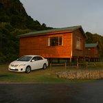 Cottage von aussen