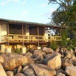 Restaurant and Bar Deck