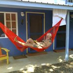 Everyone gets an outdoor hammock