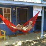 Everyone gets an outdoor hammock