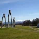 Great family attraction - Highland Folk Museum Newtonmore