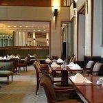 Colonnade restaurant at the Sukhothai