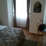 Chambre (3ième étage de l'annexe de l'hôtel Pod Vëzi)